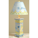 Moons and Stars Lamp,