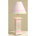 Little Princess Lamp, Princess Nursery Decor | Princess Wall Decals | ABaby.com