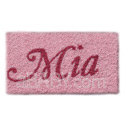 Rectangle Name Rug, Nursery Rugs | Baby Area Rugs | Baby Room Rugs | ABaby.com