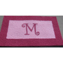 My Personalized Border Rug, Novelty Rugs | Cheap Personalized Area Rugs | ABaby.com