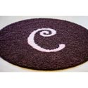 Personalized Round Rug, Novelty Rugs | Cheap Personalized Area Rugs | ABaby.com
