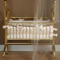 Ivory Dream Cradle Bedding, Cradle Accessories | Bedding For Cradles | ABaby.Com