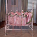 Satin 'n Minky Cradle Bedding, Cradle Accessories | Bedding For Cradles | ABaby.Com