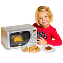 Delonghi Toy Microwave, Kids Play Kitchen Sets | Childrens Play Kitchens | ABaby.com