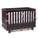 Liscio Convertible Crib, Baby Cribs online | Best Crib Furniture Set for Babies | aBaby.com