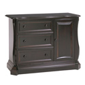 Toscana 3 Drawer Cupboard, Children's Dressers | Kids | Toddler | ABaby.Com
