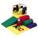 ABC Soft Mini Play Corner, Soft Play Toys | Baby Jogger | Fitness Toys | ABaby.com