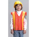 Construction Worker Costume, Creative Play | Creative Toddler Toys | ABaby.com