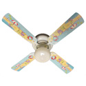Fun in the Sun Ceiling Fan, Surfs Up Nursery Decor | Surfs Up Wall Decals | ABaby.com
