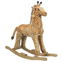 Jacky Giraffe Rocker, African Safari Themed Nursery | African Safari Bedding | ABaby.com