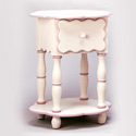 Floral Nightstand, Kids Night Tables | Toddler Night Stand | ABaby.com