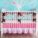 Finley Crib Bedding , Baby Girl Crib Bedding | Girl Crib Bedding Sets | ABaby.com