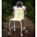 Luxurious Little Girl's Chair, Outdoor Toys | Kids Outdoor Play Sets | ABaby.com