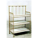 Custom Designed Iron Changing Table, Baby Changing Table | Changing Tables With Drawers | ABaby.com