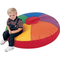 Color Wheel Cuddle Up, Kids Chairs | Personalized Kids Chairs | Comfy | ABaby.com