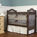 Cottage Crib, Custom Cribs | Rustic Cribs | Unique Cribs | ABaby.com