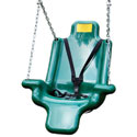 Adaptive Swing Seat, Kids Swing Set Accessories |Outdoor Swing Sets | ABaby.com