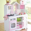 Just Like Home Kitchen, Kids Play Kitchen Sets | Childrens Play Kitchens | ABaby.com