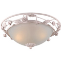 Floral Flush Mount, Flush Mount | Flush Mount Lighting | ABaby.com