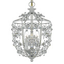 Chic Crystal Pendant, Pendant Light | Drum Pendant Lighting | ABaby.com