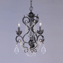 Fashion Forward Chandelier, Nursery Lighting | Kids Floor Lamps | ABaby.com