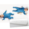 Pod Dual Position & Twin Crib Mattress, Cradle Mattress | Custom Baby Crib Mattress | ABaby.com