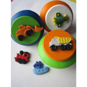 Vehicle Furniture Knob, Train Nursery Decor | Train Wall Decals | ABaby.com
