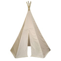 Great Plains Teepee, Outdoor Playhouse | Kids Play Houses | Kids Play Tents | ABaby.com