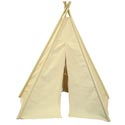 Hideaway Teepee, Outdoor Playhouse | Kids Play Houses | Kids Play Tents | ABaby.com