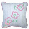 Daisy Chain Novelty Pillow, Nursery Decor Accessories | Kids Switch Plates | ABaby.com
