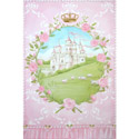 Le Somptueux Palais Wall Hanging, Girls Wall Art | Artwork For Girls Room | ABaby.com