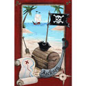 Pirate Treasure Arrr Wall Hanging, Pirates Themed Nursery | Pirates Bedding | ABaby.com