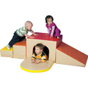 Dayspring Tunnel Climber, Soft Play Toys | Baby Jogger | Fitness Toys | ABaby.com