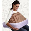 Twin Nursing Pillow, Nursing Pillow | Nursing Shawl | ABaby.com