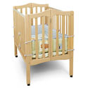 Fold Away Portable Crib, Commercial Daycare and Pre-School