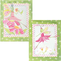 Ballerina Butterfly Artwork, Butterfly Themed Nursery | Butterfly Bedding | ABaby.com
