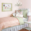 Princess Silk Twin Bedding Set, Princess Themed Bedding | Baby Bedding | ABaby.com