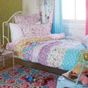 Daisy's Daisy Twin Bedding , Twin Bed Bedding | Girls Twin Bedding | ABaby.com