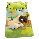 Dinosaur Sleeping Bag, Dinosaurs Themed Nursery | Dinosaurs Bedding | ABaby.com