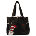 Dr. Seuss Cat in the Hat Tulip Tote Bag, Diaper tote bags | Baby Diaper Bag | ABaby.com