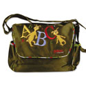 Dr. Seuss ABC Messenger Bag, Messenger Diaper Bags | Baby Diaper Bag | ABaby.com