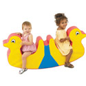 Double Duck Rocky, Kids Rocking Horse | Personalized Rocking Horses | ABaby.com