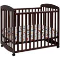 Alpha Mini Rocking Crib, Portable Cribs For Toddlers | Folding Crib | Porta Cribs | ABaby.com