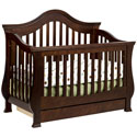 Ashbury 4-in-1 Convertible Crib, Davinci Convertible Cribs | Convertible Baby Furniture | ABaby.com