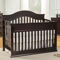 Brook 4-in-1 Convertible Crib, Classic Nursery Cribs | Discount Cribs | ABaby.com