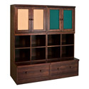 Stackable Wall Storage Unit, Children's Armoire | Children Armoires Wardrobe | ABaby.Com