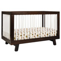 Hudson 3-in-1 Convertible Crib, Antique Baby Crib | Cradle | Designer Convertible Cribs | ABaby.com
