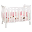 Jamie Convertible Crib, Antique Baby Crib | Cradle | Designer Convertible Cribs | ABaby.com