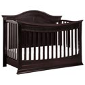 Meadow 4-in-1 Convertible Crib, Classic Nursery Cribs | Discount Cribs | ABaby.com