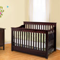 Piedmont 4-in-1 Convertible Crib, Davinci Convertible Cribs | Convertible Baby Furniture | ABaby.com